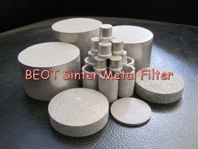 LOGO_Porous metal filter cups and fittings