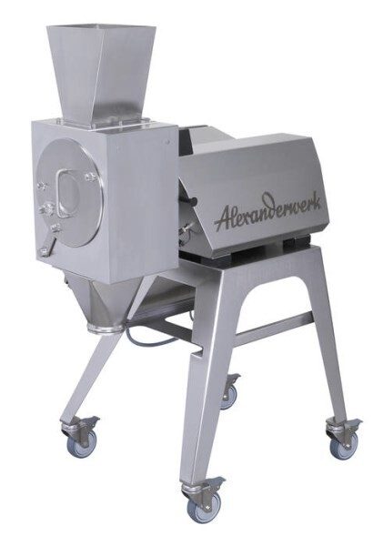 LOGO_Rotorfeingranulator als Aufsteckmaschine RFG 150 DA
