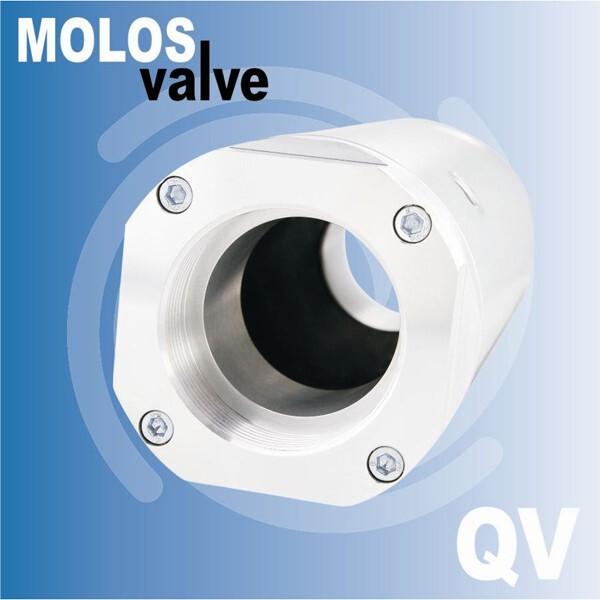 LOGO_QV-Baureihe – Quetschventile für universellen Einsatz
