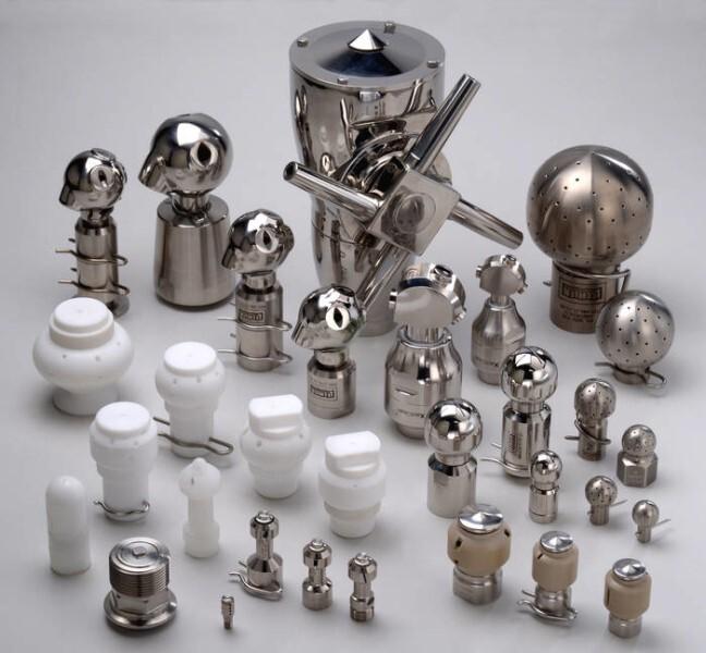 LOGO_Präzisionsdüsen für die Behälter- und Anlagenreinigung