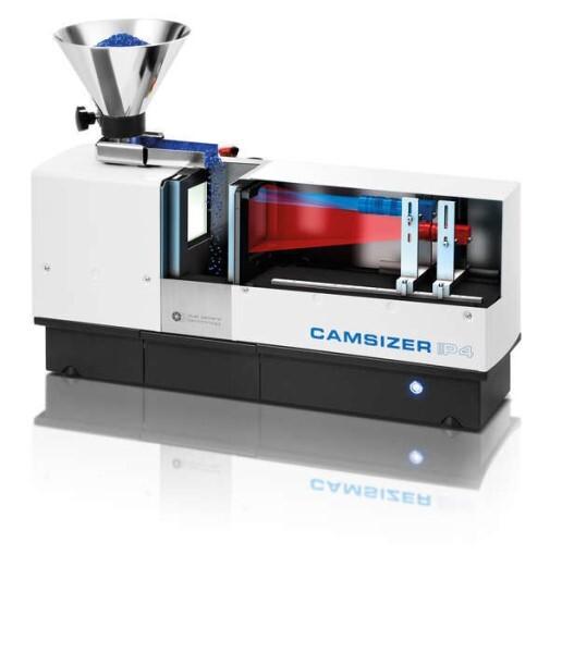LOGO_CAMSIZER® (Messung mit digitaler Bildverarbeitung)