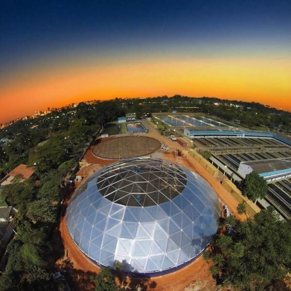 LOGO_aluminum geodesic dome