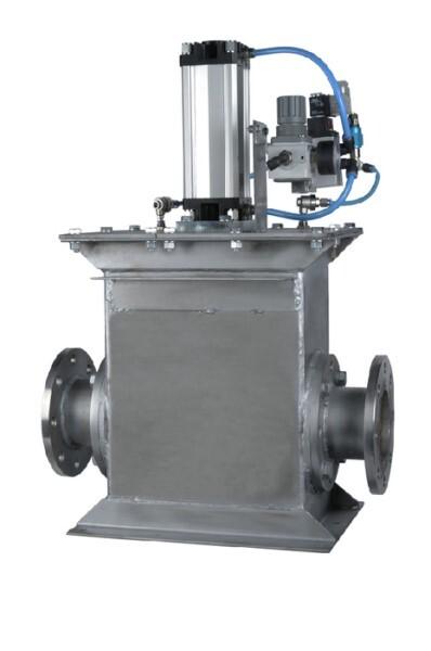 LOGO_Two-ways diverter valve DAS type