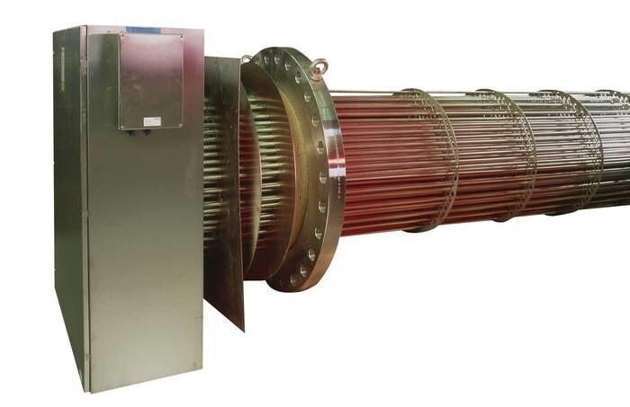 LOGO_CSN® Explosionproof electrical heater
