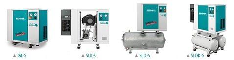 LOGO_RENNER SCROLLline SuperSilent Kompressoren SL-S / SLM-S - Ölfrei