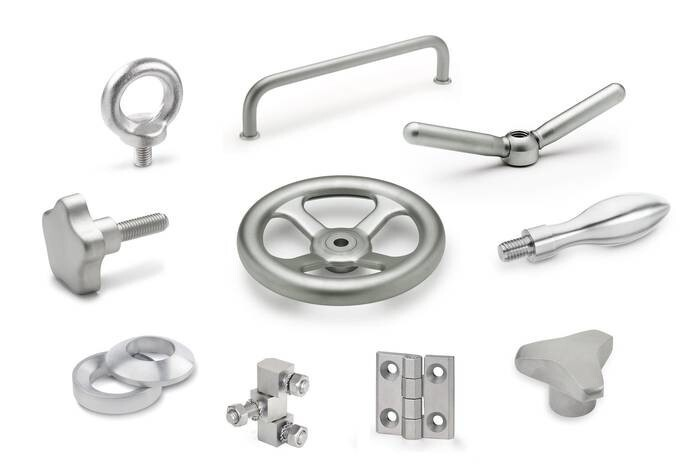 LOGO_Ultimate corrosion resistance: Standard parts in A4 stainless steel