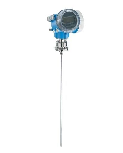 LOGO_Geführtes Radar Laufzeitmessverfahren ToF Levelflex FMP53