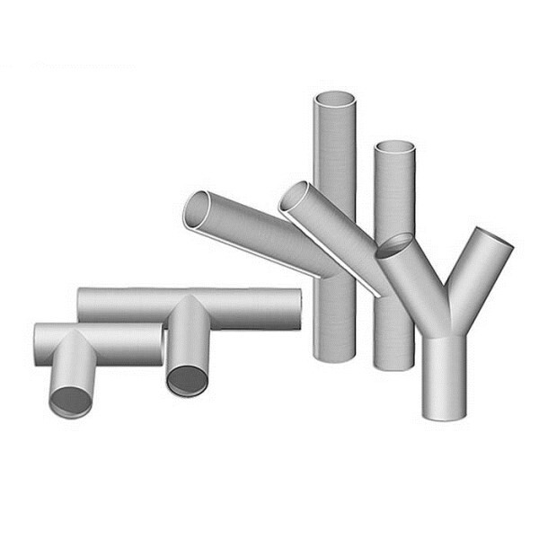 LOGO_pipe fittings made of stainless steel
