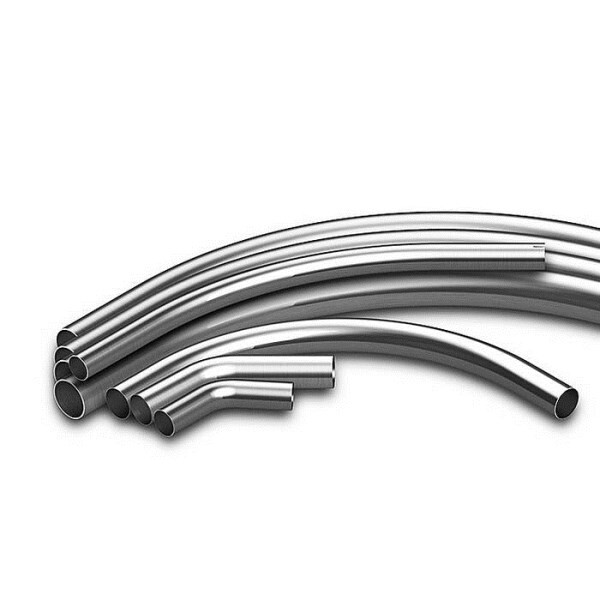 LOGO_pipe bends made of stainless steel