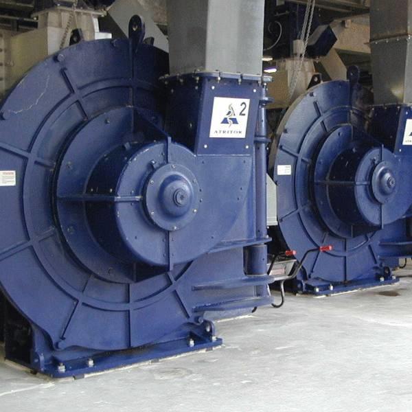 LOGO_The Atritor dryer-pulveriser