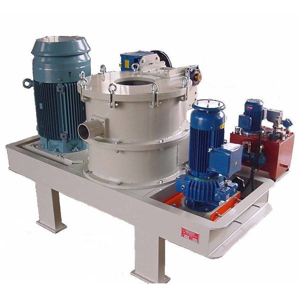 """LOGO_AIR SWEPT MILL model """"PPS"""" with air classifier"""