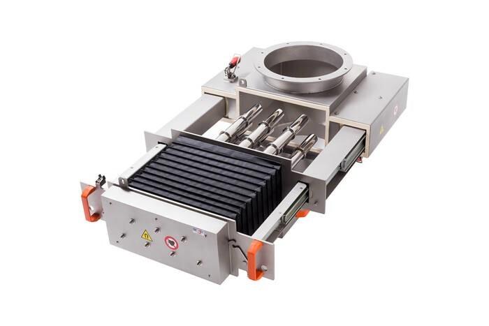 LOGO_MSV UP -  Magnetabscheider mit herausziebaren Magnetkerner - innovative Lösung