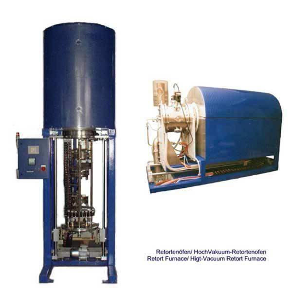 LOGO_High-Vacuum Retort Furnace up to 1.300 °C