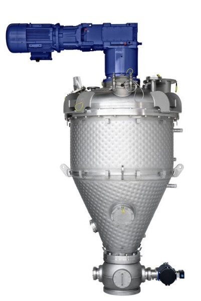 LOGO_Conical Paddle Dryer/Mixer