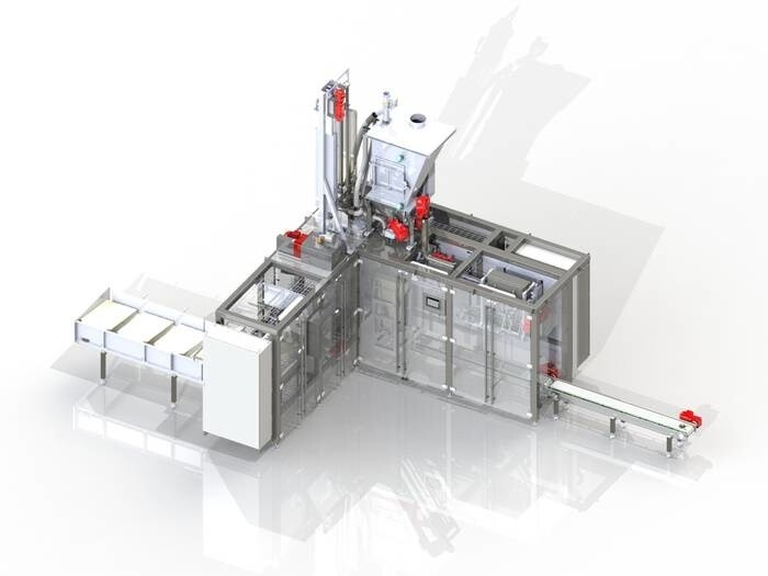 LOGO_VSF2 - Fully automtatic bagging machine including sewing or sealing