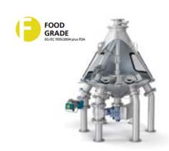 LOGO_FOOD GRADE - Highest standards for sensitive applications