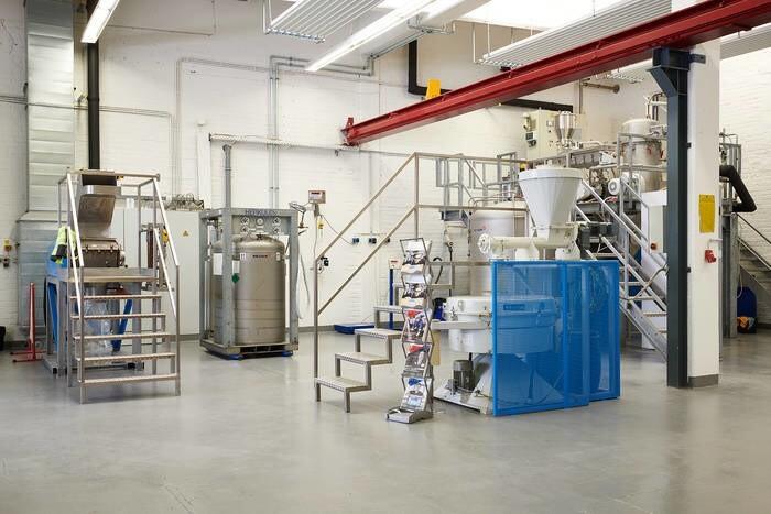 LOGO_Sample Grinding in Messer Cold Grinding Lab