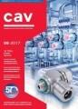 LOGO_cav – Prozesstechnik für die Chemieindustrie