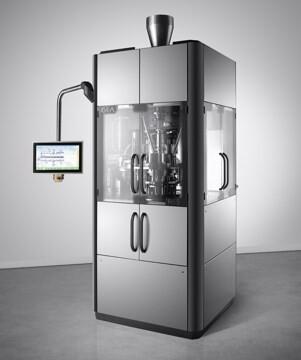 LOGO_Die neue Rundlaufpresse R55 für alle Anwendungen
