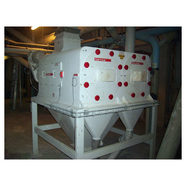 LOGO_Gericke CSM1542 Twin Sifter, sized for the largest applications
