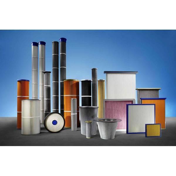 LOGO_Filterelemente für die Luft- und Staubfiltration