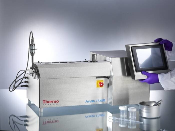 LOGO_Thermo Scientific™ Pharma 11 Doppelschnecken Compounder