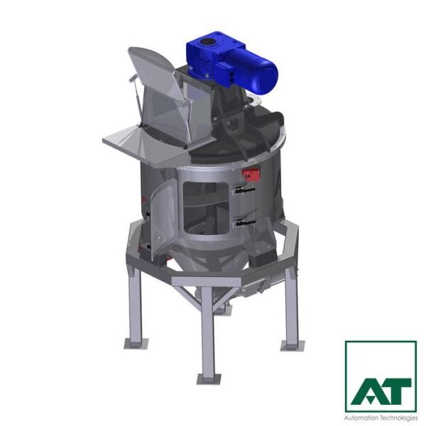 LOGO_Vertical single shaft mixer Type PV