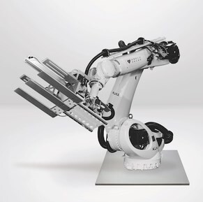 LOGO_VELOPACK – Roboterpalettierung