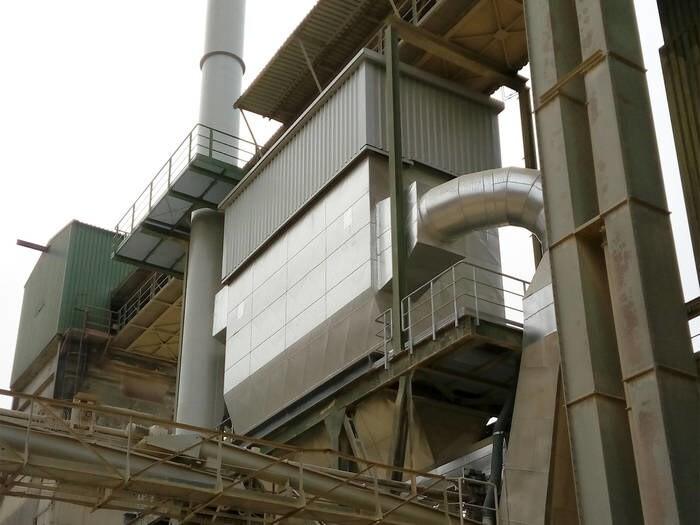 LOGO_Umbau eines Elektrofilters bei den Fels-Werken in Deutschland