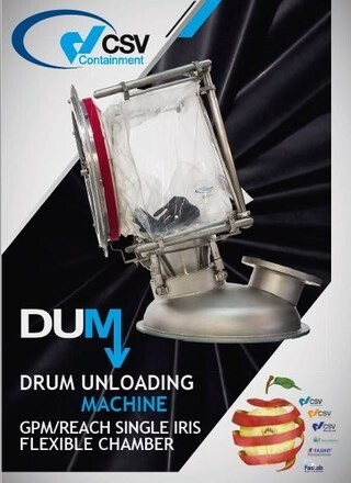 LOGO_Drum Flexible Unloading Machine