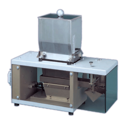 LOGO_Batch Weigher for smallest Weights DW 0.1 - Gravimetric dosing system for granulates and free flowing powder