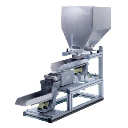 LOGO_Dosierwaagen der Serie KDW - Gravimetrische Dosiertechnik für Granulate und freifließende Pulver