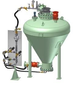 LOGO_STAG Pressure Conveying Vessel PCV