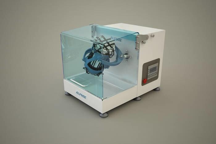 LOGO_Alphie 3D Mixer – Laboratory Capacity