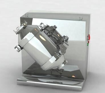 LOGO_Alphie 3D Mixer – Fixed Drum Design
