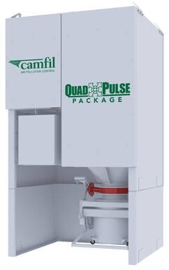 LOGO_Quad Pulse Package – Dust Collector for Pharma and Chemical Dusts