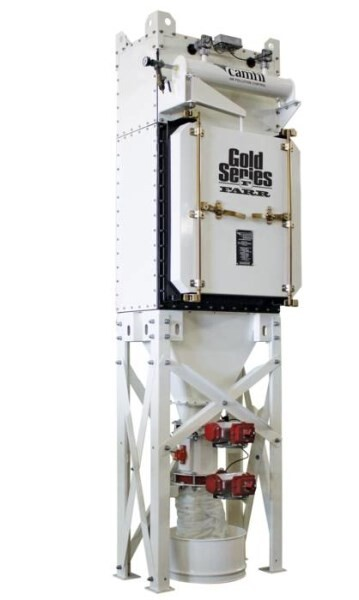 LOGO_Camfil Gold Series Camtain – Dust Collector for Pharmaceutical and Containment Applications