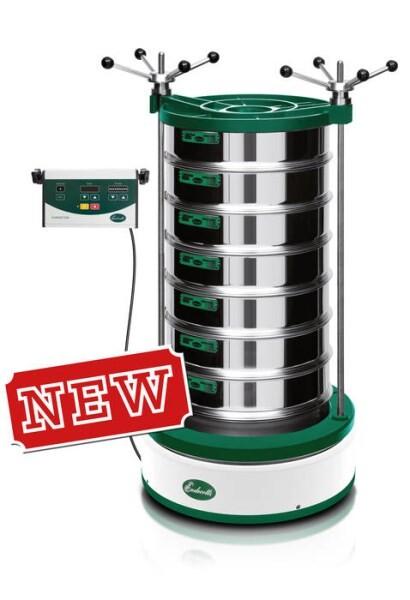 LOGO_Sieve Shaker Titan 450