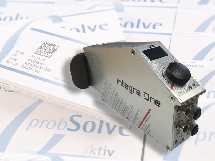 LOGO_Markoprint Tintenstrahldrucker // Drop-On-Demand Inkjet-Drucker (DOD) // Integra One