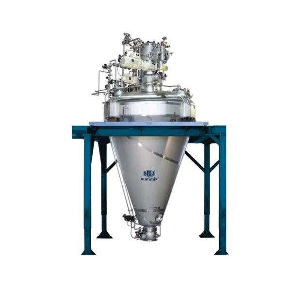 LOGO_BOLZ Conical Screw Vacuum Dryer, - Mixer & - Cooker