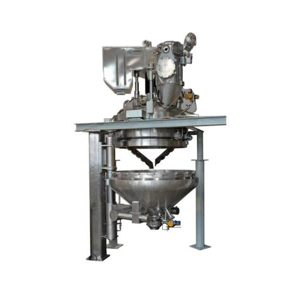 LOGO_COMBER Conical Vacuum Dryer