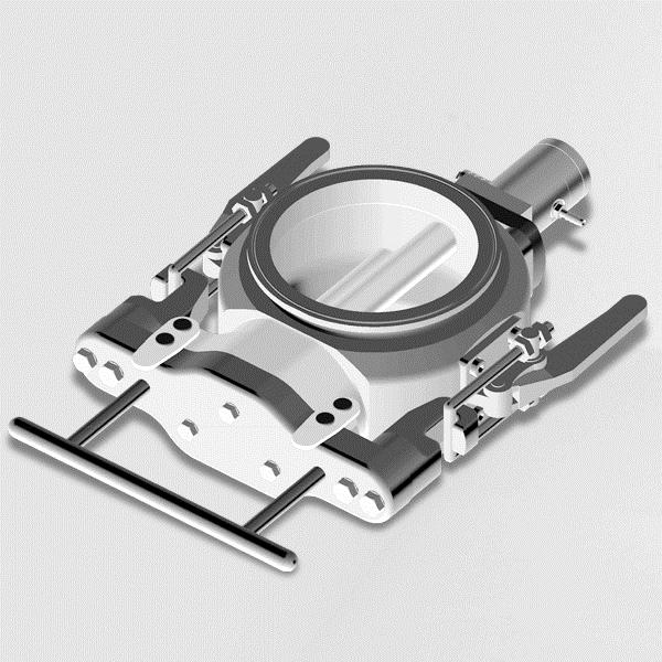 LOGO_Magnetic separator smallest installation height (140 mm)