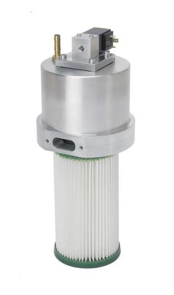 LOGO_Abreinigbare Schwebstofffilter der Filterklasse H13