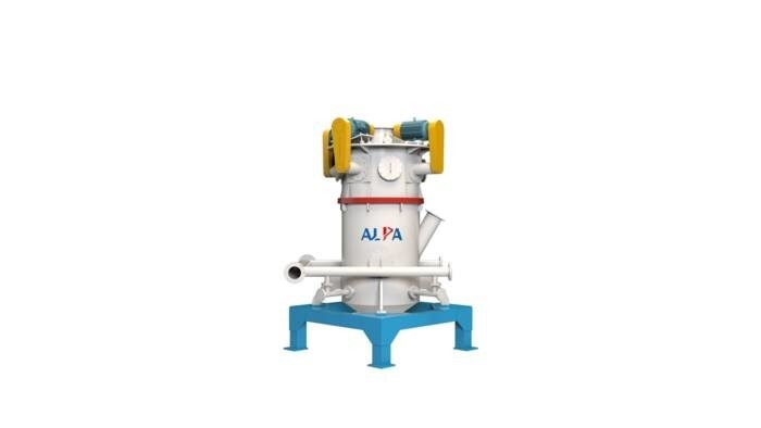LOGO_Jet Mill - MQW Series Single Rotor / Multiple Rotor