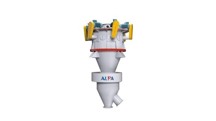 LOGO_Air Classifier Single Rotor / Multiple Rotor