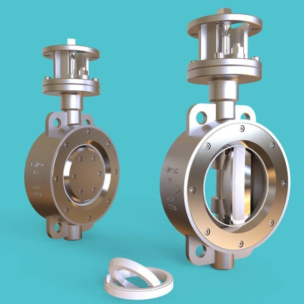 LOGO_Ceramic Butterfly Valves for Bulk Material Handling System