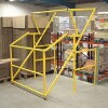 LOGO_Safety gate / Pallet gate