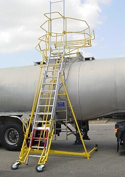 LOGO_Safety mobile ladder