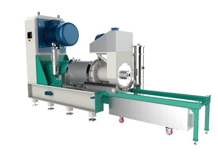 LOGO_SMLV rod pin type dispersion grinding machine