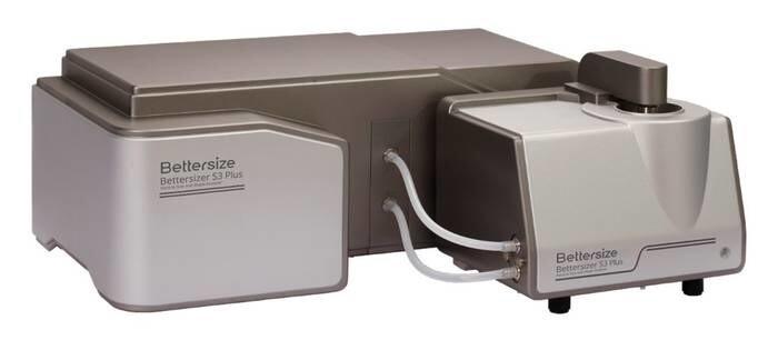 LOGO_Bettersizer S3 Plus: Partikelgrößenmessung und Partikelformanalyse 0,01 – 3.500 µm
